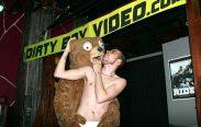 Live Sex On Stage -Plushie Schwartz