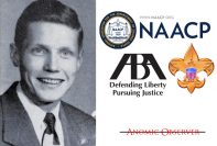 NAACP AWARD RECIPIENT, EAGLE SCOUT, DEAD AT 84